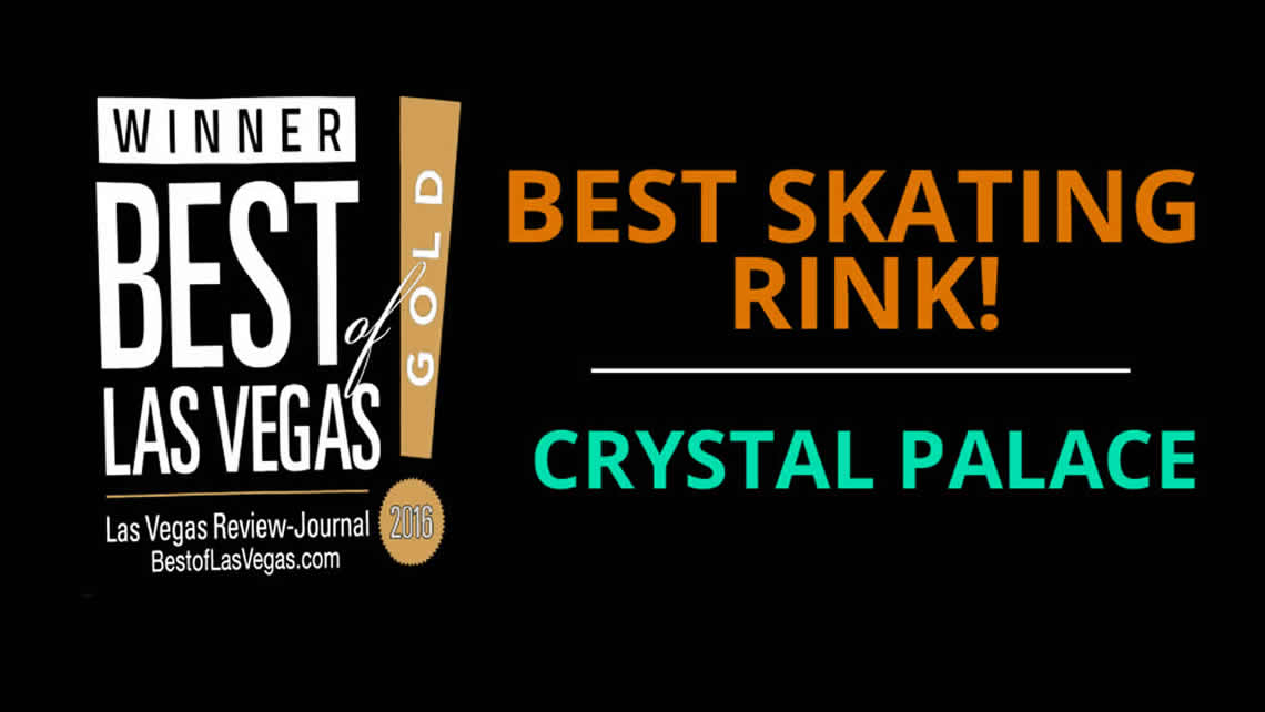 Voted Best of Las Vegas Skating Rink